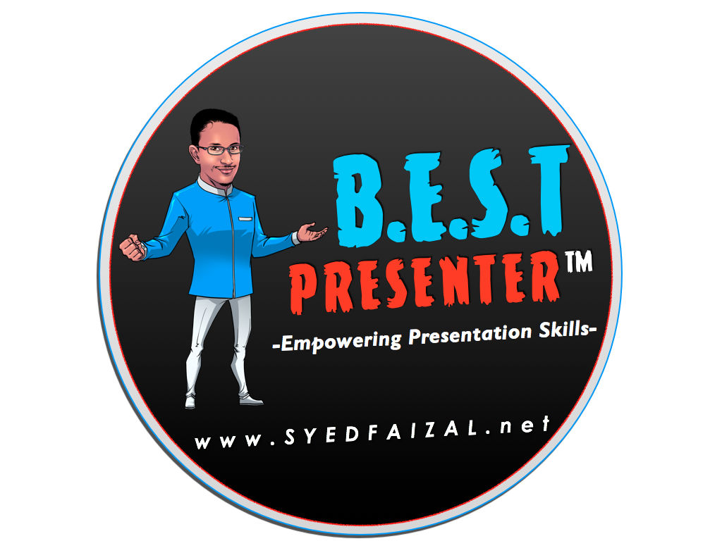 LOGO BEST PRESENTER